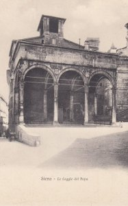 SIENA , Toscana , Italy , 1900-10s , Le Loggie Del Papa