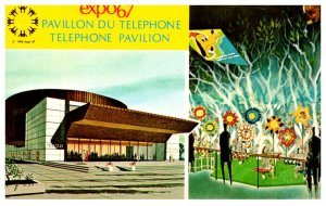 Canada Montral Expo 67  Telephone Association of Canada  Pavilion