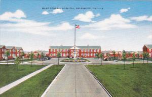 Mayo General Hospital Galesburg Illinois