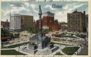 Soldiers & Sailors Monument - Cleveland, Ohio