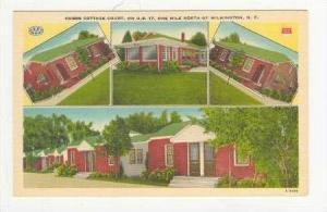 Hobbs Cottage Court, Wilmington, North Carolina, 1930-40s