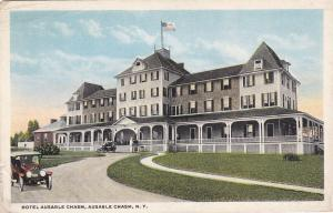 AUSABLE CHASM, New York, Hotel Ausable Chasm, 00-10s