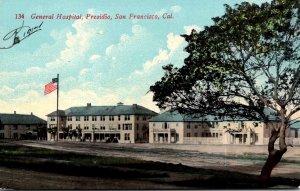 California San Francisco Presidio General Hospital