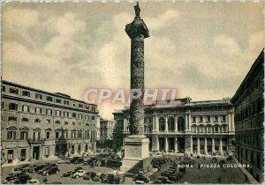 Postcard Modern Roma Piazza Colonna
