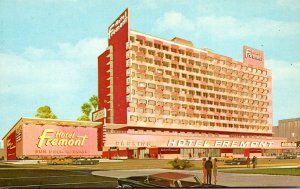 Nevada Las Vegas The Fremont Hotel and Casino