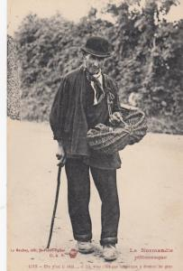 Old Man, La Normandie , France, 1900-1910s