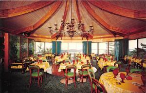 Maine  Bar  Harbor  Wonder View Motor Lodge Interior Dinning Room