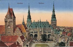 Germany Aachen Rathaus 02.60