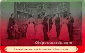 I could not see you in another fellow's arms Dance 1912