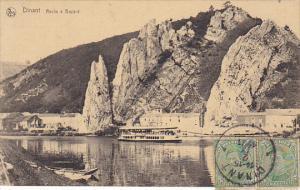 Belgium Dinant Roche a Bayard 1921