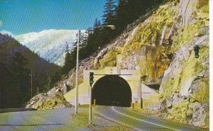 Canada China Bar Tunnel Fraser Canyon British Columbia