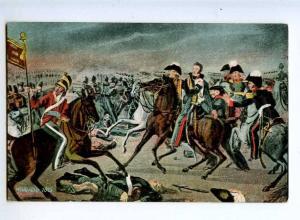 215212 Napoleon WATERLOO 1815 Prince of Orange Vintage PC