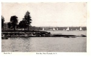 New York New Rochelle , Echo Bay