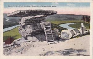 Tennessee Chattanooga Umbrella Rock On Lookout Mountain