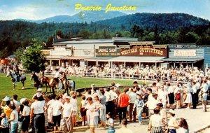 NY - Adirondacks, Frontier Town. Prairie Junction