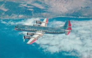 Ameircan Airlines Jet Powered Electra Flagship