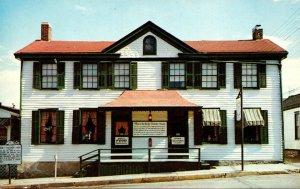 Missouri Hannibal The Becky Thatcher House