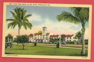 Park View Hotel, on the Circle, Hollywood, Florida