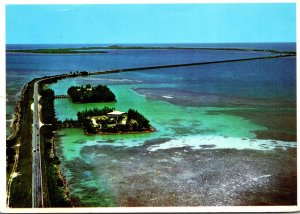 Florida Keys Overseas Highway Channel Five From Channel Two