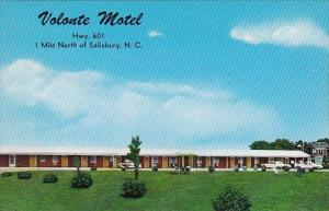 Volonte Motel North Salisbury North Carolina