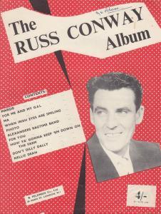 The Russ Conway Album Sheet Music
