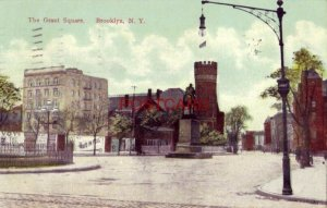1909 THE GRANT SQUARE, BROOKLYN, N. Y.
