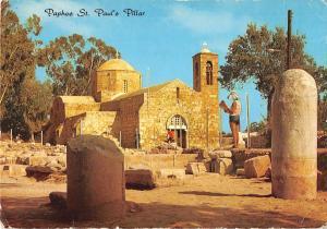 BT13649 Paphos st Paul s Pillar        Cyprus