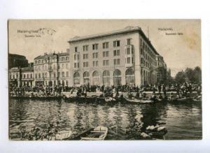 172000 FINLAND Helsinki Suomen taio Vintage postcard