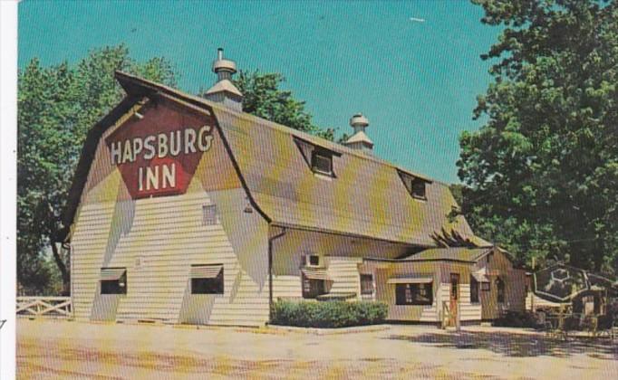 Illinois Mt Prospect Hapsburg Inn Family Restaurant