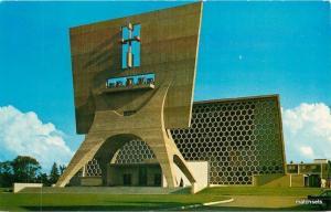 1950s Collegeville Minnesota St John Abbey University Church Crocker 10053