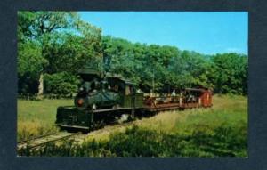 NJ Pine Creek Railroad Train RR FARMINGDALE NEW JERSEY