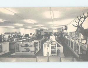 Unused Pre-1980 MUSEUM SCENE Coalinga - Near Visalia California CA ho9334