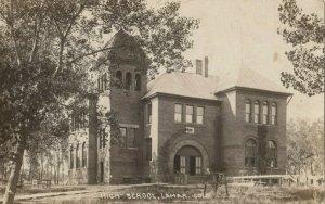 RP: LAMAR , Colorado , 1900-10s ; High School