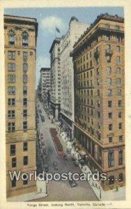 Yonge Street Toronto Canada 1938