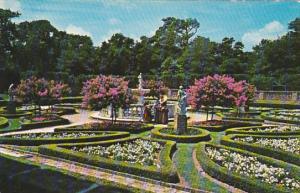 North Carolina Outer Banks Elizabethian Gardens Roanoke Island