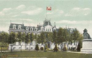 WINNIPEG , Manitoba , 1900-10s ; Parliament Buildings