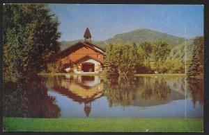 Opera House Sun Valley Idaho Unused c1950s