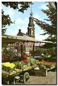 Postcard Modern Amsterdam Holland