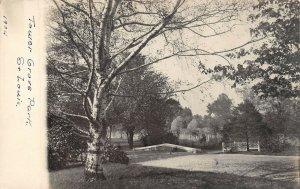 LP05 St. Louis Missouri Postcard RPPC Tower Grove Park