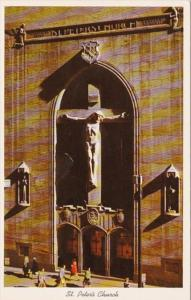 Illinois Chicago St Peter's Church 1973