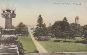 Iowa Ames Campus View I S C Albertype