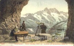 Jungfraubahn Swizerland, Schweiz, Svizzera, Suisse Station Eismeer Jungfrauba...