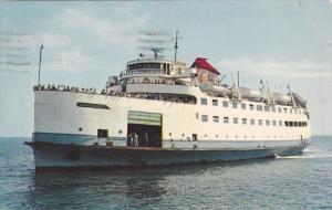 Nantucket Steamship , Massachusetts , PU-1968