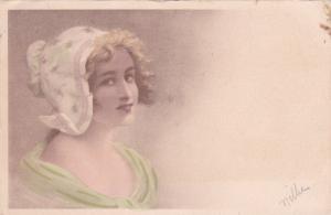 Female Head portrait , PU-1908