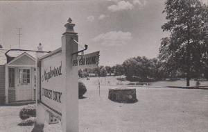 Connecticut Danbury Maplewood Tourist Court Dexter Press