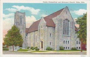 Ohio Tiffin Trinity Evangelical And Reformed Church 1952 Albertype