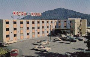 PRINCE RUPERT , B.C. , Canada , 1950-60s ; Crest Motor Hotel