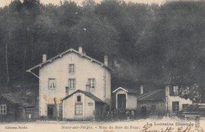 SEXEY-aux-FORGES, France , 00-10s ; Mine du Bois du Four