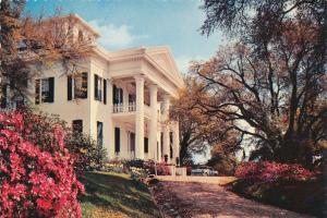 Stanton Hall - Natchez MS, Mississippi - Headquarters of Pilgrimage Garden Club