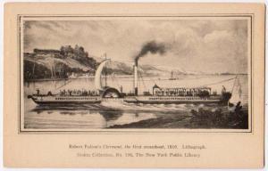 Robert Fulton's Clermont